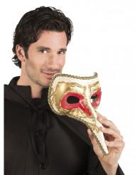 VenetianskÖgonmaskmed lång näsa vuxen