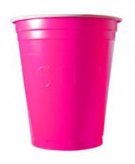 20 rosa amerikanska Original Cup muggar