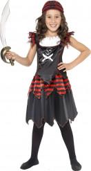 Maskeraddräkt pirat barn