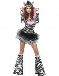 Läcker zebra - Maskeraddräkt för vuxna