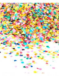 Neonfärgad konfetti 100 g.