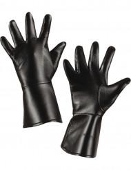 Handskar i fuskskin, barnstorlek