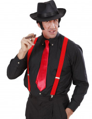 Röd slips
