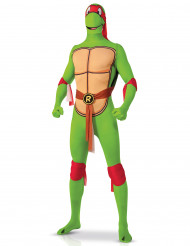 Maskeraddräkt Raphael Teenage Mutant Ninja Turtles™ second skin vuxen