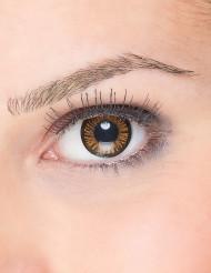 Kontaktlinser fantasi svart och brun vuxen