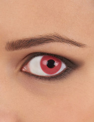 Kontaktlinser fantasi rosa vuxen
