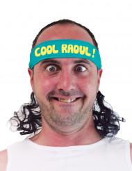 Cool Raoul - Pannband med hockeyfrilla för vuxna