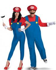 Herr & Fru Super Mario™ - Pardräkt Vuxna