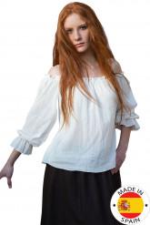 Medeltida bondmoraskjorta
