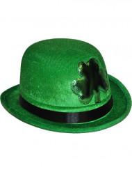 Hatt treklöver grön Saint Patrick