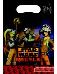 6 plastpåsar från Star Wars Rebels™