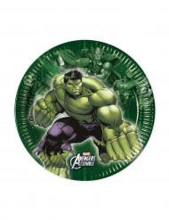 8 små tallrikar från Avengers™