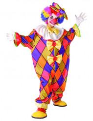 Riviga rutan - Clownutklädnad barn