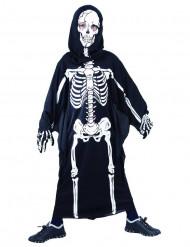 Ruskig skelettdräkt - Halloweenkostymer för barn
