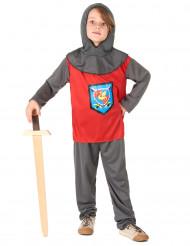 Riddardräkt för barn till maskeraden