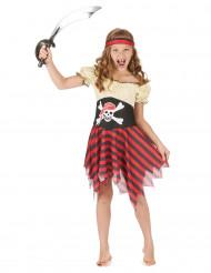 Busig piratdräkt för barn