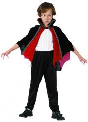 Kape  Vampyr  röd och svart barn