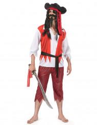 Kapten Enöga - Piratkostym för vuxna