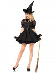 Häxan Howitz - Dräkt för vuxna till Halloween eller påsk