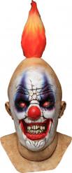 Heltäckande mask clownen Squancho
