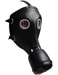 Gasmask svart