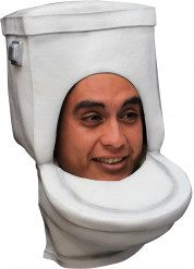Mask toalett