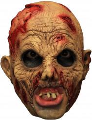 Mask 3/4 zombie med tänder