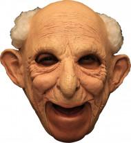 Mask 3/4 gammal man deluxe