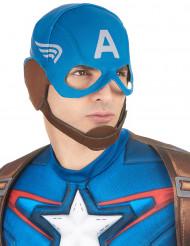 Mjuk mask vuxenCaptain America™