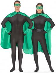 Gröntsuperhjälte-kit för vuxna