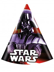 6 party hattar Darth Vader Star Wars ™