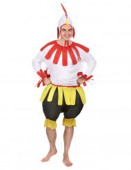 Maskeradkläder för vuxna Svensexa och möhippa Djur Kycklingar och ... ee22616977a67