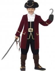 Piratkaptensdräkt för barn till maskeraden