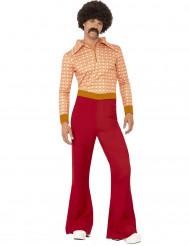 Maskeraddräkt 70-talet chic man