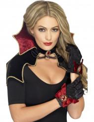 Vampyrkit till Halloweenfesten