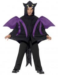 Maskeraddräkt fladdermus Halloween barn