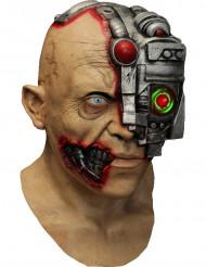 Cyborg integralmask med mobilapp