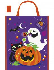 Presentpåse med vänligt spöke till Halloween