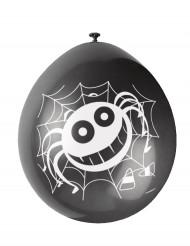 10 Spindelballong till Halloween