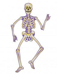 Hängande dekorationsskelett Halloween