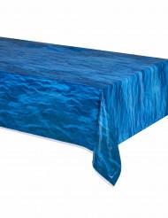 Oceanens vågor - Plastduk till kalaset 137 x 274 cm