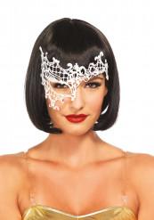 Venedisk mask vit
