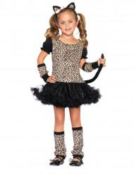 Leopard - Maskeraddräkt för barn