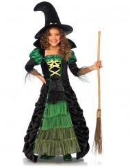 Häxutklädnad för barn till Halloween