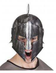 Hjälm för medeltidsriddare - Huvudbonad för vuxna till maskeraden