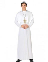 Påven - Maskeraddräkt för vuxna till maskisen