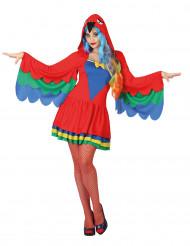 Papegoja - utklädnad för vuxna