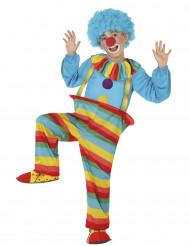 Clownen Kalle jr. barndräkt