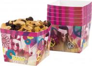 Peace - 6 bägare för snacks 400 ml