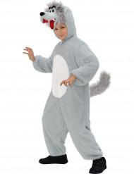 Vargen - Maskeradkläder för barn
